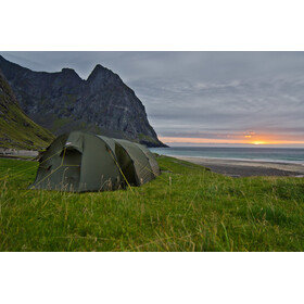 Helsport Lofoten Pro 3 Camp Tente, green